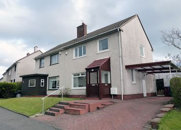 Thumbnail 3 bed semi-detached house for sale in Falkland Drive, West Mains, East Kilbride