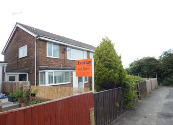 Thumbnail 3 bed terraced house to rent in Gairloch Drive, Chester Le Street