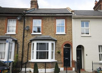 Thumbnail 3 bed terraced house for sale in Minniedale, Surbiton