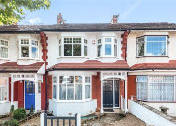 Hawthorn Avenue, Palmers Green, London N13. 3 bed terraced house