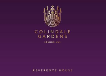 Thumbnail 1 bed flat for sale in Reverence Block, Colindale Gardens, London