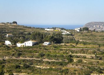 Thumbnail Land for sale in Benissa Coastal, Valencia, Spain