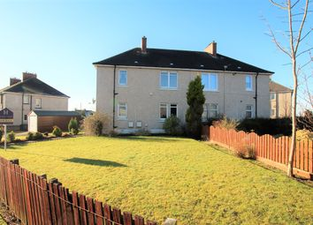 Thumbnail 2 bedroom flat for sale in Stenton Crescent, Wishaw