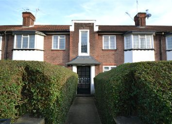 Thumbnail 2 bedroom flat to rent in Manor Court, York Way, London