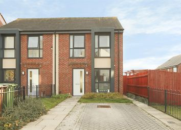 Thumbnail 2 bed town house for sale in Padley Close, Bulwell, Nottingham