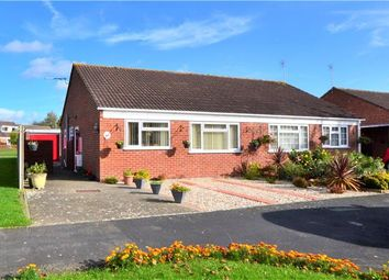 Thumbnail 2 bed semi-detached bungalow for sale in Quantock Road, Quedgeley, Gloucester