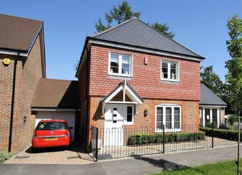 Thumbnail 3 bed link-detached house for sale in Rudgard Way, Liphook, Hampshire