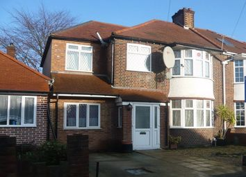 Thumbnail 4 bed semi-detached house for sale in Roxborough Avenue, Isleworth, Middlesex
