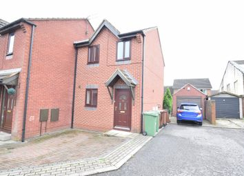 Thumbnail 2 bed town house to rent in Beech Court, Ossett