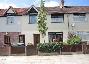 Thumbnail 3 bed terraced house for sale in Atheldene Road, Walton, Liverpool