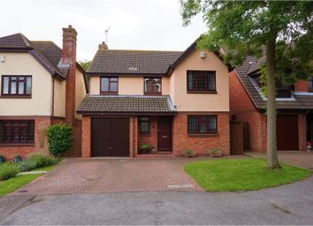 Thumbnail 4 bedroom detached house for sale in Maryfield Close, Bexley