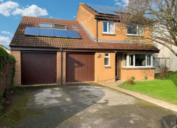 Thumbnail 5 bed detached house for sale in Troarn Way, Chudleigh, Newton Abbot