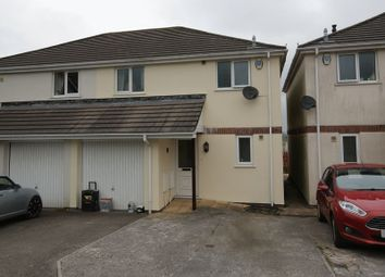 Thumbnail 3 bed semi-detached house for sale in Margaret Corner, Bodmin
