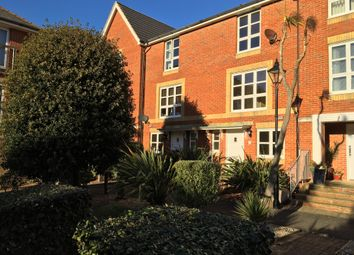 Thumbnail 4 bed town house for sale in Caroline Way, Eastbourne