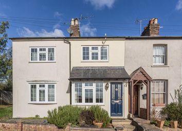 Thumbnail 3 bed terraced house for sale in Prospect Lane, Englefield Green, Egham