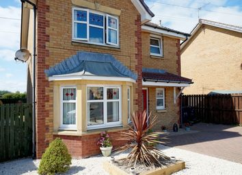 Thumbnail 3 bed detached house for sale in Corsankell Wynd, Saltcoats, North Ayrshire