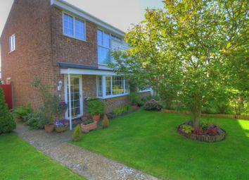 Thumbnail 3 bed semi-detached house for sale in Grenidge Way, Oakley, Bedford