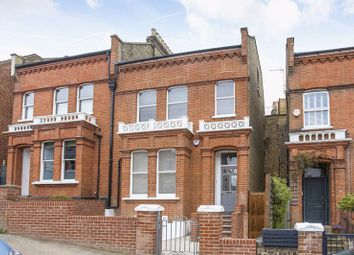 Thumbnail 5 bed semi-detached house for sale in Womersley Road, London