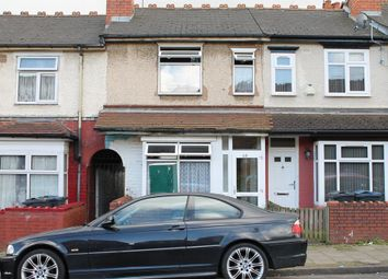 Thumbnail 2 bedroom terraced house for sale in Dora Road, Handsworth, Birmingham