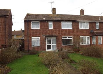 Thumbnail 3 bed semi-detached house for sale in Sturry Way, Gillingham, Kent
