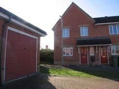 Thumbnail 3 bed end terrace house to rent in Swiftsure Road, Chafford Hundred