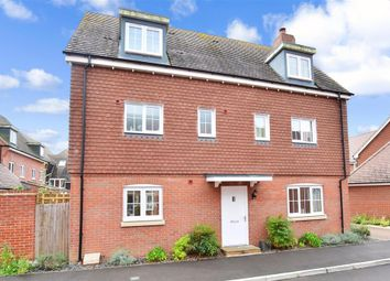Thumbnail 5 bed detached house for sale in Oddstones, Pulborough, West Sussex