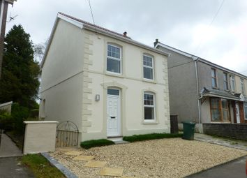 Thumbnail 3 bed detached house for sale in Brynamman Road, Lower Brynamman, Ammanford, Carmarthenshire.