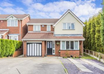 Thumbnail 4 bed detached house for sale in Calrofold, Waterhayes, Newcastle Under Lyme, Staffs