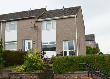 Thumbnail 2 bed end terrace house to rent in Carradale Avenue, Falkirk