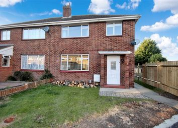 Thumbnail 3 bedroom semi-detached house for sale in Dockle Way, Stratton, Wiltshire