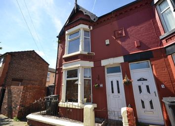 Thumbnail 3 bed end terrace house for sale in Croxteth Road, Bootle, Bootle