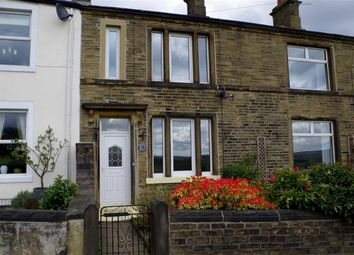 Thumbnail 2 bed terraced house to rent in Warley Town Lane, Warley, Halifax