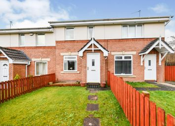 Thumbnail 2 bed terraced house for sale in Cromptons Grove, Paisley