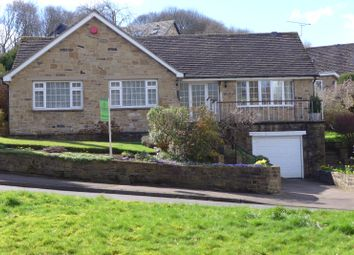 Thumbnail 3 bed bungalow for sale in Cowcliffe Hill Road, Huddersfield