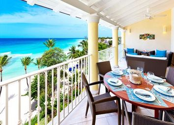 Thumbnail 3 bed apartment for sale in Christ Church, Barbados