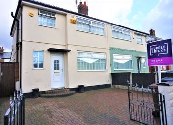 3 bed semi-detached house for sale in Norman Road, Bootle L20