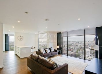 Thumbnail 3 bed flat to rent in Strata Building, Elephant & Castle, London, London
