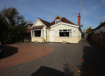 Thumbnail 4 bed detached bungalow for sale in London Road, Wokingham