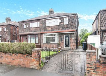 Thumbnail 3 bedroom semi-detached house for sale in Dumbarton Road, South Reddish, Stockport