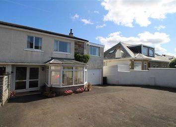 Thumbnail 4 bed semi-detached house for sale in Newton Street, Greenock, Renfrewshire