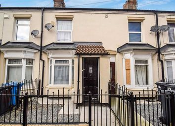 Thumbnail 2 bedroom terraced house for sale in Colenso Avenue, Holland Street, Hull, East Yorkshire