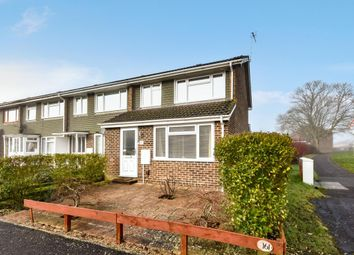 Thumbnail 3 bed end terrace house for sale in Brighton Hill, Basingstoke