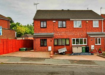 Thumbnail 4 bed semi-detached house for sale in Bournes Hill, Halesowen