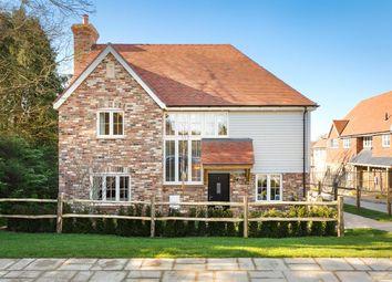Thumbnail 4 bedroom detached house for sale in Cherry Tree Lane, Ewhurst, Cranleigh, Surrey