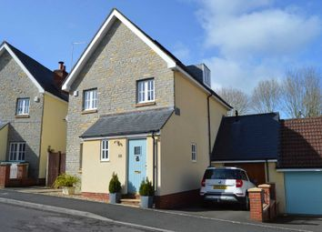 Thumbnail 4 bed link-detached house for sale in Langdons Way, Tatworth, Chard
