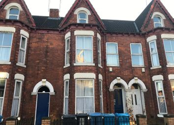 Thumbnail 7 bed terraced house for sale in De Grey Street, Hull
