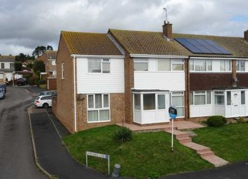 Thumbnail 4 bed semi-detached house for sale in Birchwood Road, Exmouth