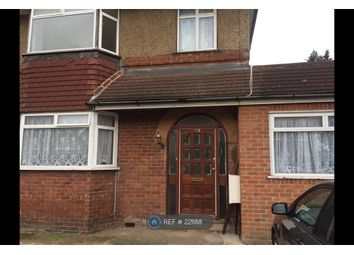 Thumbnail 4 bed maisonette to rent in Sibthorpe Road, London
