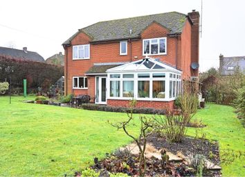 Thumbnail 4 bedroom detached house for sale in Collingbourne Kingston, Marlborough