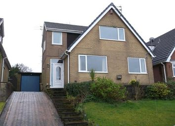 Thumbnail 4 bed detached house to rent in Alderbank, Horwich, Bolton